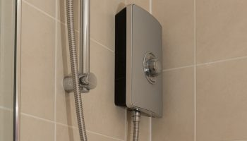 Electric Shower Installation | Stafford Plumbers | PlumbGas